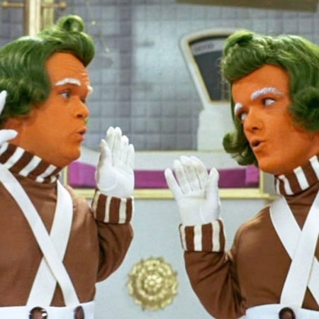 Oompa Loompa pair