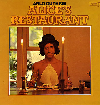 Alice's Restaurant album cover