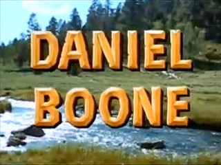 Daniel Boone TV show opening