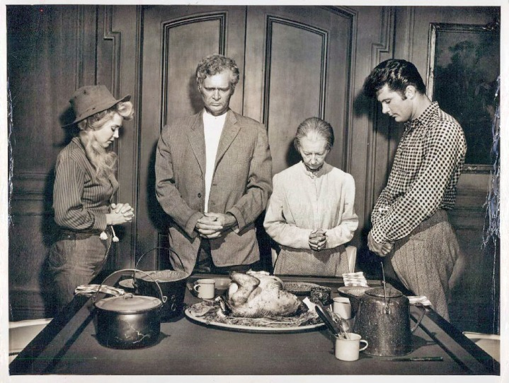 Beverly Hillbillies Thanksgiving