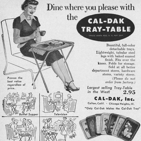 tray table ad