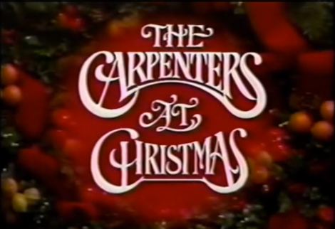 The Carpenters at Christmas