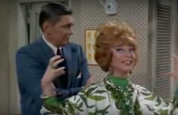 endora casts ear spell