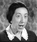 Margaret Hamilton as Granny Frump