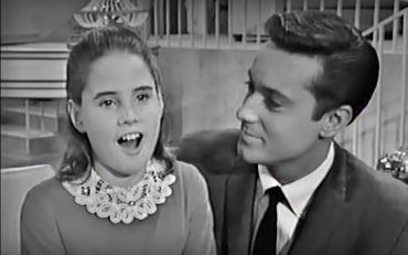 Lorna Luft and Jack Jones