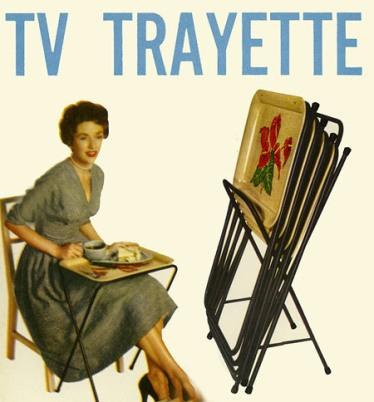 tv trayette
