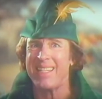 Alan Sues as Peter Pan
