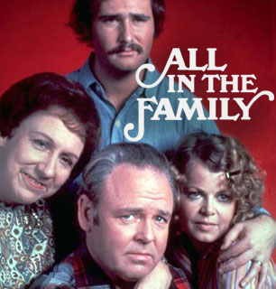 All In The Family - TV Guide Magazine 1983