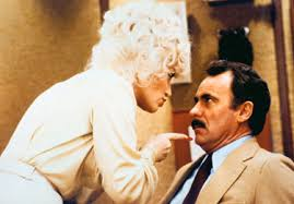 Dolly Parton and Dabney Coleman in 9 to 5