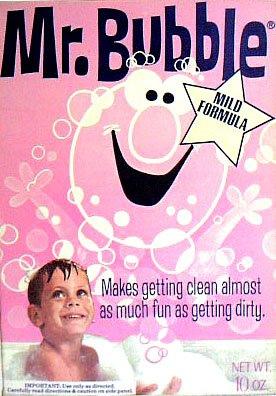 Mr. Bubble package