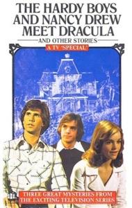 Hardy Boys and Nancy Drew Meet Dracula cover art