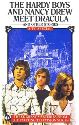 Hardy Boys and Nancy Drew Meet Dracula cover art