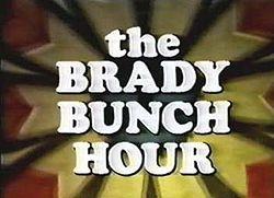 brady bunch hour logo
