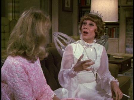 Imogene Coca as Mary the Good Fairy