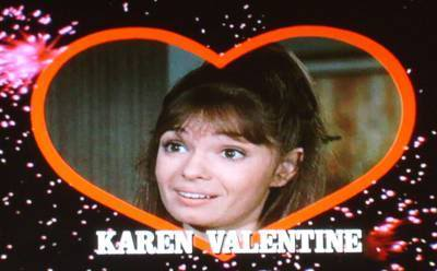 Karen Valentine In The Openings Of Room 222 And Love, American Style