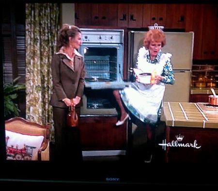 Sue Ann's chocolate souffle