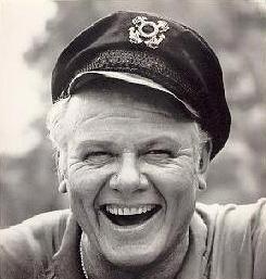 Alan Hale Jr. as The Skipper