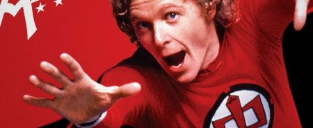 William Katt as the Greatest American Hero