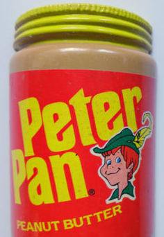 Peter Pan peanut butter