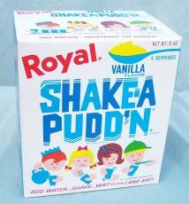 shake a pudd'n