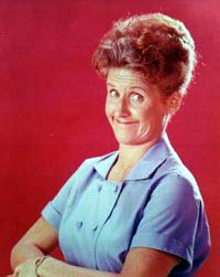 Ann B Davis as Alice