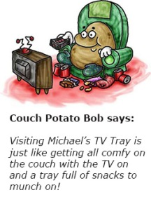 couch potato bob