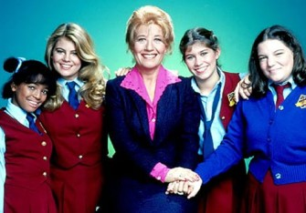 facts of life cast