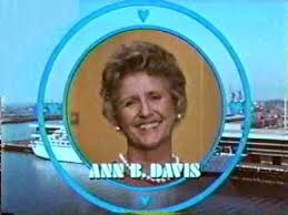 Ann B Davis on the Love Boat