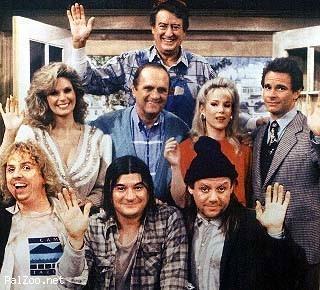 Newhart cast