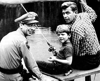 andy griffith fishing
