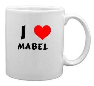 mabel mug