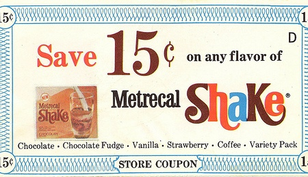 metrecal coupon