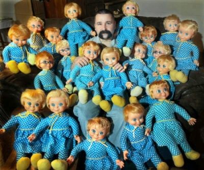 mrs beasley doll collector