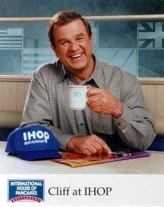 IHOP spokesperson Cliff