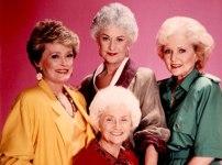 Golden Girls cast