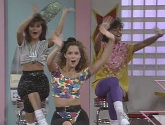 Hot Sundae on Saved By the Bell