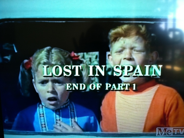 Lost in Spain End of Part 1