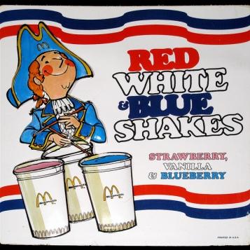 mcdonalds bicentennial shakes