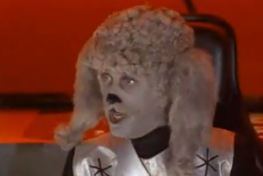 poodle alien
