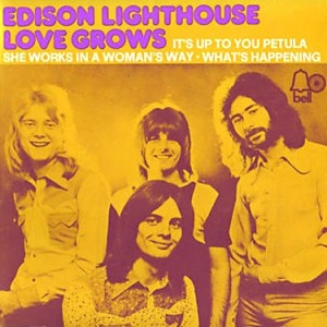 Edison Lighthouse record cover