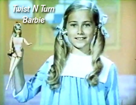 Maureen McCormick Barbie commercial