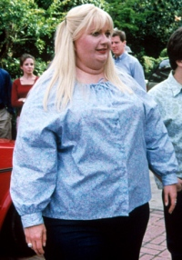 Gwyneth Paltrow in fat suit