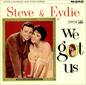 Steve and Eydie album cover