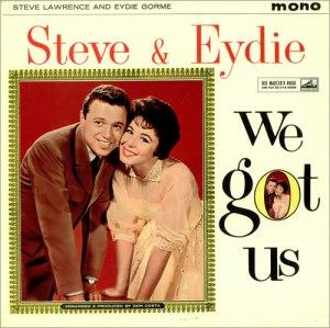 Steve and Eydie album cover