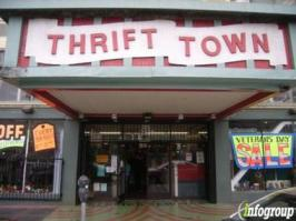 Thrift Town store
