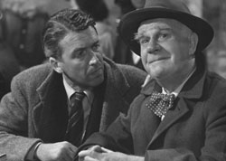 George and Clarence, It's a Wonderful Life