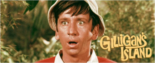 Gilligan with mouth open