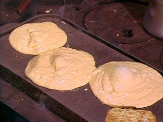 Lisa's lumpy hotcakes