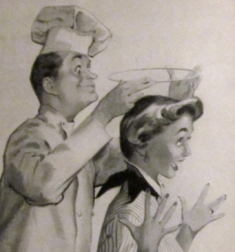 Bob Hope cake ad