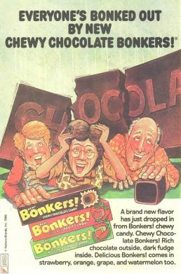 Bonkers ad